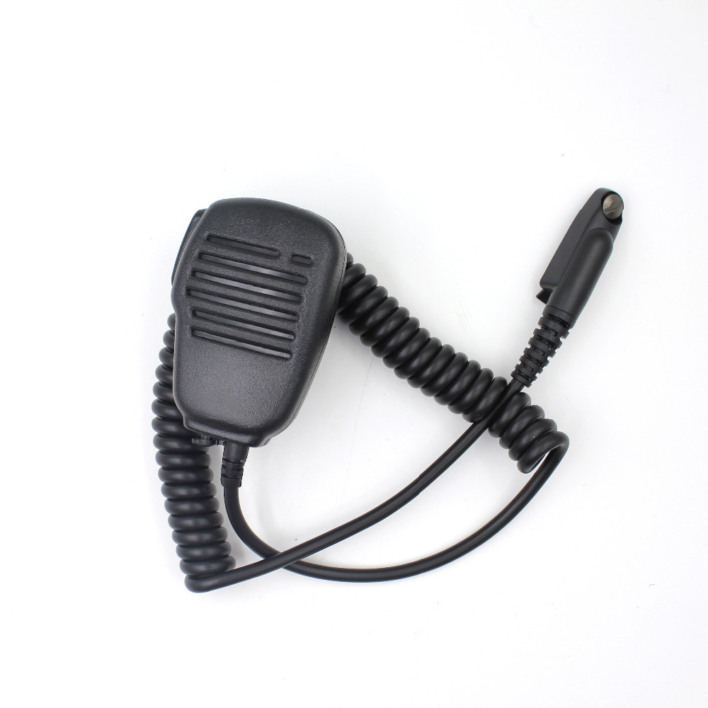 Speaker Microphone For  F22 F25 G22 G25 Android Walkie Talkie Zello PTT Mobile Phone Compitable With GP328plus GP338plus