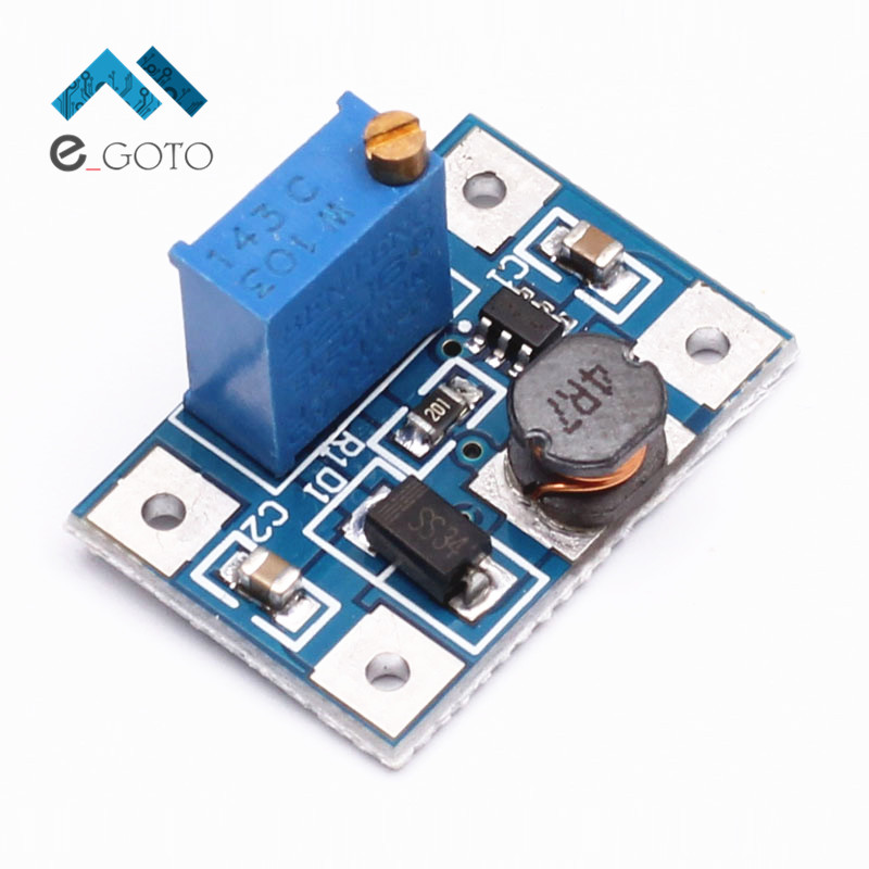 DC DC 2 24V to 2 28V Step Up Adjustable Power Module Step Up Boost Converter