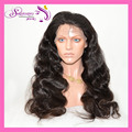 Unprocessed Brazilian Virgin Hair Body Wave Glueless Full Lace Human Hair Wigs Lace Front Human Hair Wigs