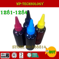 Dyebased Compatible Replacement Ink Specialized Suit For Epson T1281 T1282 T1283 T1284 T1291 T1294 Cartridge