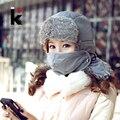 2014 зима шапки мужские искусственного меха бомбардировщик шляпы для мужчин снежными шапками маска шапка с ушами россия девушки шляпа ушанка