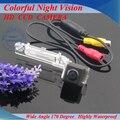 Estacionamento Retrovisor do carro Câmera de Visão Noturna com Luz Azul para VW Passat/Sagitar/Touran/Multivan T5/T5 Transporter GPS Do Carro