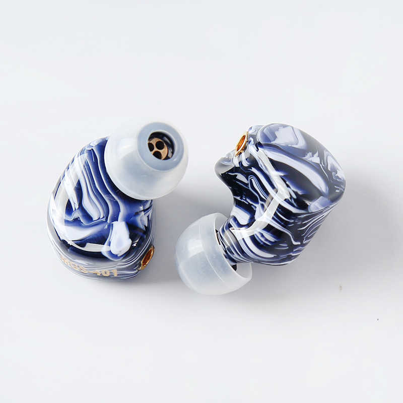 MGS-401 MMCX słuchawki 4BA wyważone armatura jednostka redukujące hałas słuchawki MMCX kabel do Shure SE215 SE535 dla iPhone xiaomi