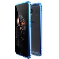 LUPHIE Brand Super Aluminum Bumper Case For Meizu Meilan Note 5 Luxury Metal Border Mobile Phone