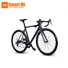 Original Xiaomi QiCYCLE R1 TDF Level Road Bike With Smart Phone APP Remote Wireless Control