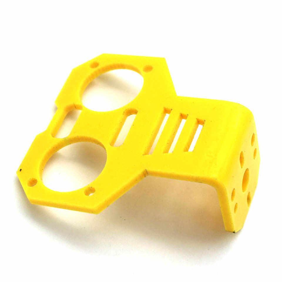 HC-SR04 de soporte de montaje de Sensor ultrasónico de dibujos animados para módulo ultrasónico Uno sujetadores inteligentes a juego de coches