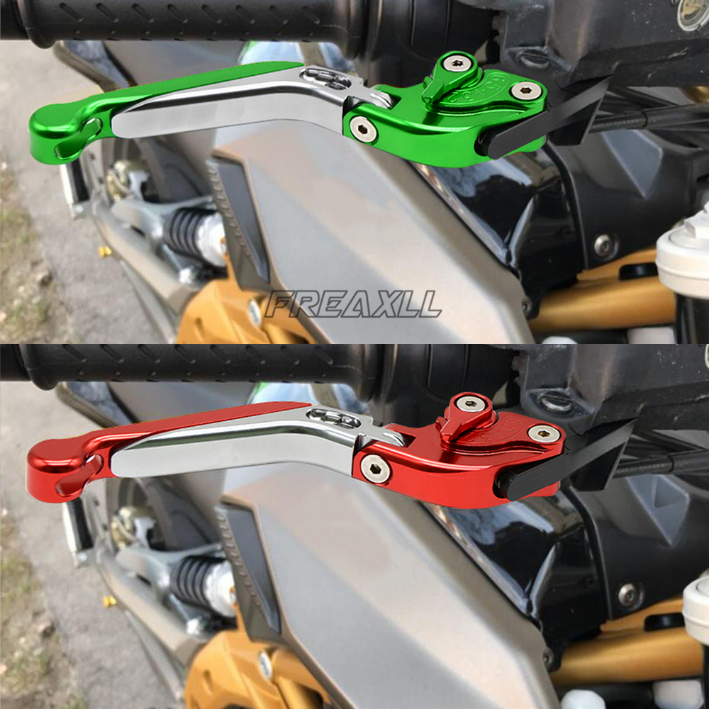 For Honda ST1300 ST 1300 2008 2012 Foldable Brake Clutch Levers Motorbike Levers Aluminum High Quality CNC Motorcycle Levers in Levers Ropes Cables from Automobiles Motorcycles