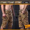 Natural Camo Highlander combat Trainning Shorts ripstop Short pants Sand move Camo