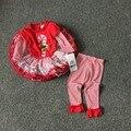 O Envio gratuito de 8 edições Raras Jogos/lote 6m-6x Novo lote Original Guarda-chuva Lidar Com Modelos de Vestido e Calças Equipamento Do Feriado Do Natal
