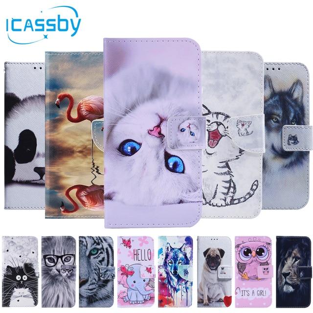 Lật Sách Dành Cho Coque Samsung Galaxy S9 Ví Da Cao Cấp Điện Thoại Dành Cho Samsung Galaxy S8 S9 S10 Plus s7 Edge S10e Ốp Lưng