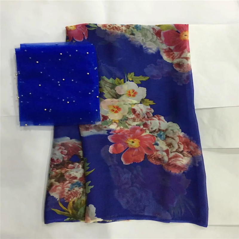 Hot selling satin silk fabric 5+2 yards/lot colorfast Nigrian design African wax pattern satin silk fabric for clothing LXE03271Hot selling satin silk fabric 5+2 yards/lot colorfast Nigrian design African wax pattern satin silk fabric for clothing LXE03271