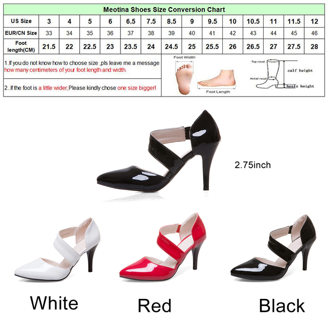 High Heels Pointed Toe Thin High Heels Sexy Party Wedding Shoes White Bridal Shoes 5