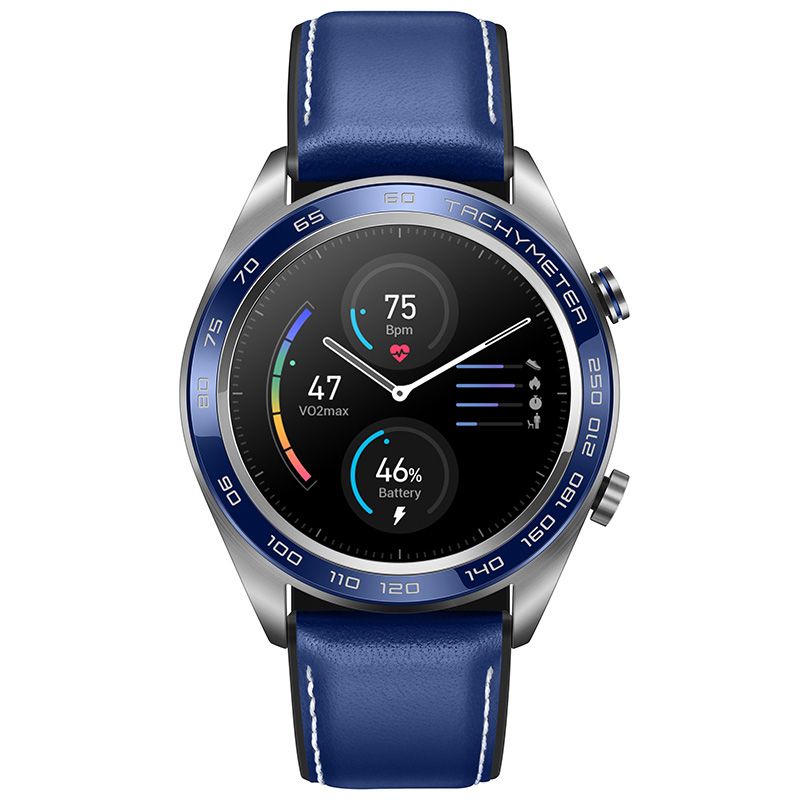 Image 2 - Honor Watch Magic SmartWatche Man Watch Heart Rate Sleep Pressure Monitoring Waterproof NFC Wearable Devices (Magic)-in Smart Watches from Consumer Electronics