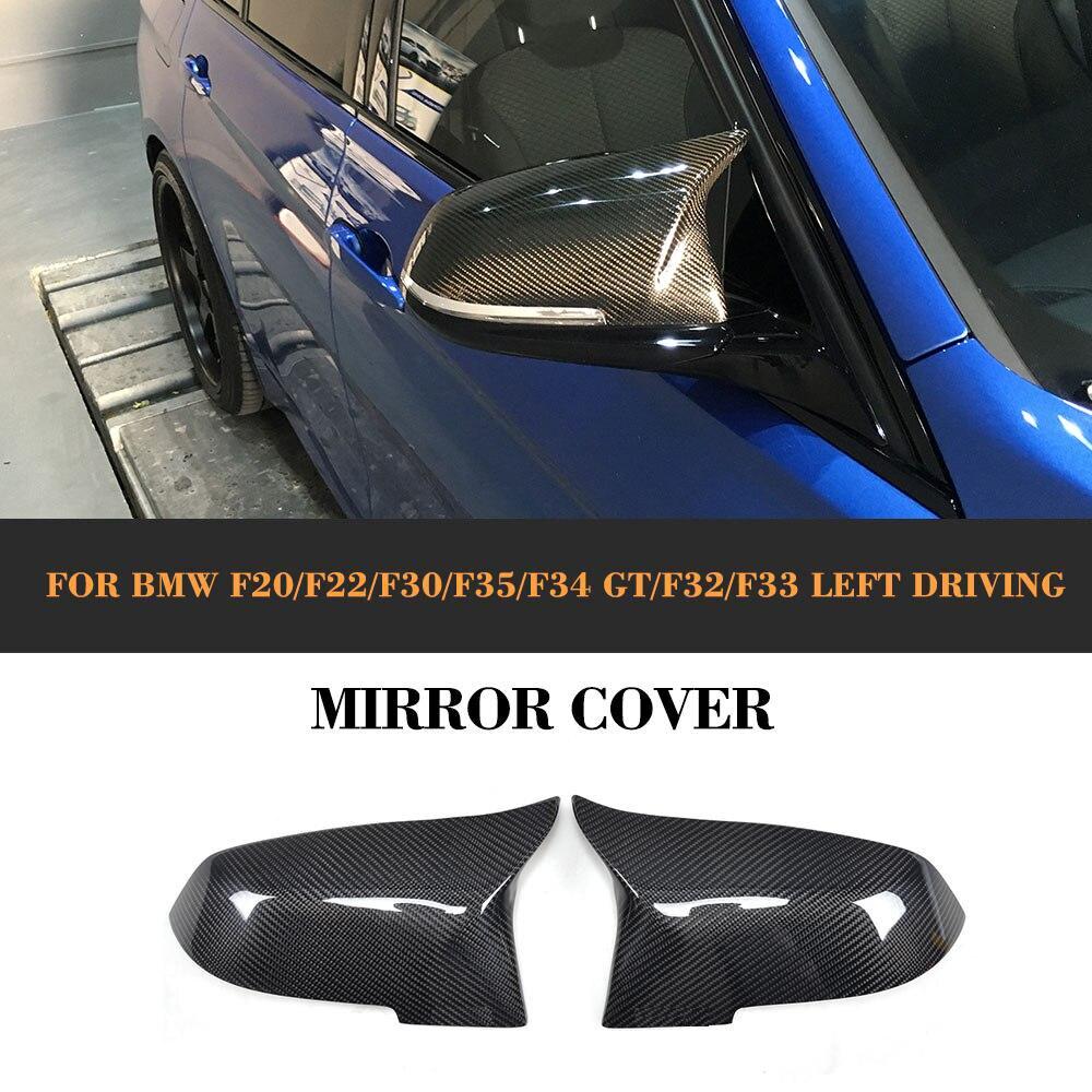 Заменен Стиль крышки зеркала волокна углерода для BMW серии 1-4 Ф22 f32 из F33 F34 GT и Х1 E84 Ф20 Ф30 Ф31 клавиши f21 12-16 12-17 ЛВРЛ не М автомобиля