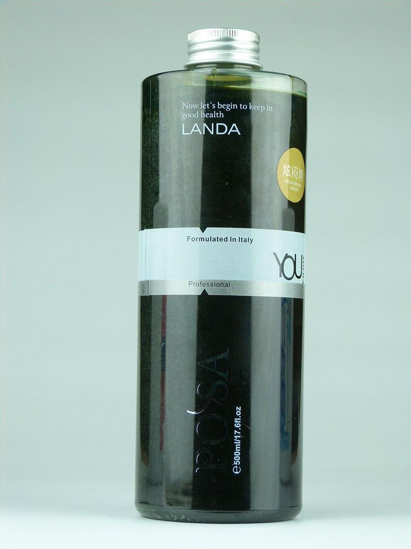 500ML Permanet Acid Түсі Қызғылт Қызғылт Шашқа - Шаш күтімі және сәндеу - фото 6