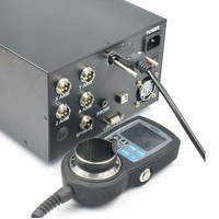 NVMPG 3D CNC Manual Pulse Generator MPG + CNC Engraving Machine Control Box NCB02
