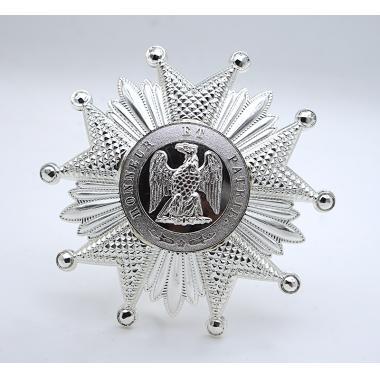 EMD French Legion Of Honor Breast Star(2nd Empire)1