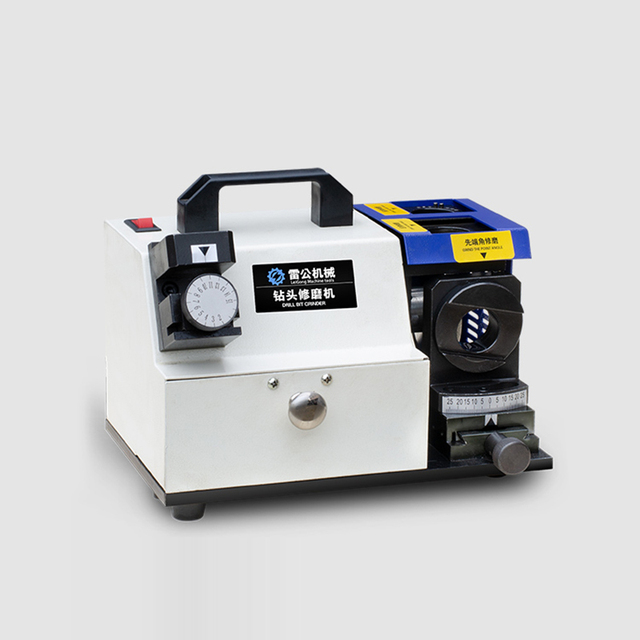Drill Grinding Machine High Power 160W Standard Equipped With CBN Diamond Wheel Grinding HSS High Speed Steel Drill TD13-B