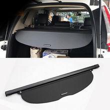 For Honda CRV CR-V 2017 2018 Black Rear Tail Trunk Cargo Cover Shield Shade цены онлайн