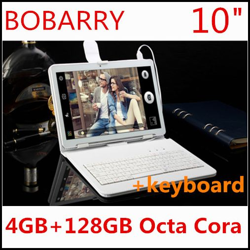 10 inch Octa Core 3G Tablet 4GB RAM 128GB ROM 1280*800 Dual Cameras Android 5.1 Tablet 10.1 inch Free Shipping
