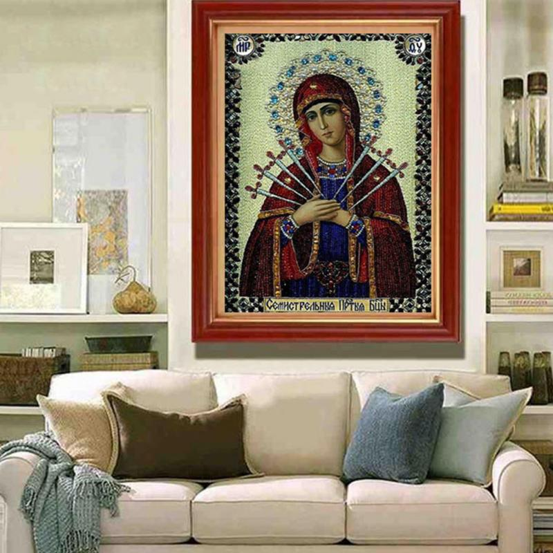 Colorful Oil Painting Coloring By Numbers On Canvas Acrylic Landscape Quadri Da Parete Digital Wall Art Number Decor