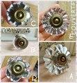 UNILOCKS New 5 Style Crystal Door Handle / Pull Handle
