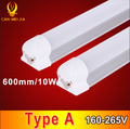 1pcs High Power T8 Tube Led 600mm Tube Lamp 9W 10W 3ft T8 Led Tube Light 600mm 110V 220V Led   Tube Fixture For Home Lighting