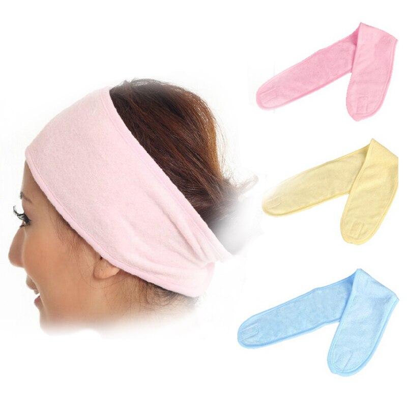 1PC Women Bath Head Wrap Shower Headband Washing Cleansing Toiletries font b Bathing b font Tool