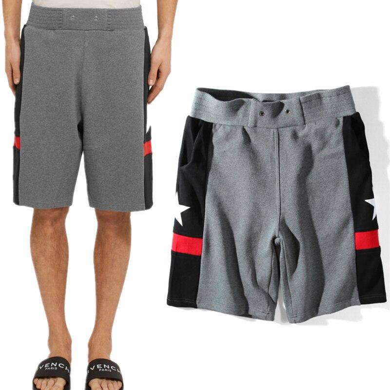 С Шорты-карго Для мужчин 2018 Новый Для мужчин s Рубашки домашние мужские свободные работа шорты человек военный Короткие штаны плюс