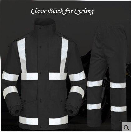 Hooded Raincoat Women Men Rain Coat Motorcycle pants fishing impermeables  para lluvia mujer capa de chuva f9e3b4a9ef