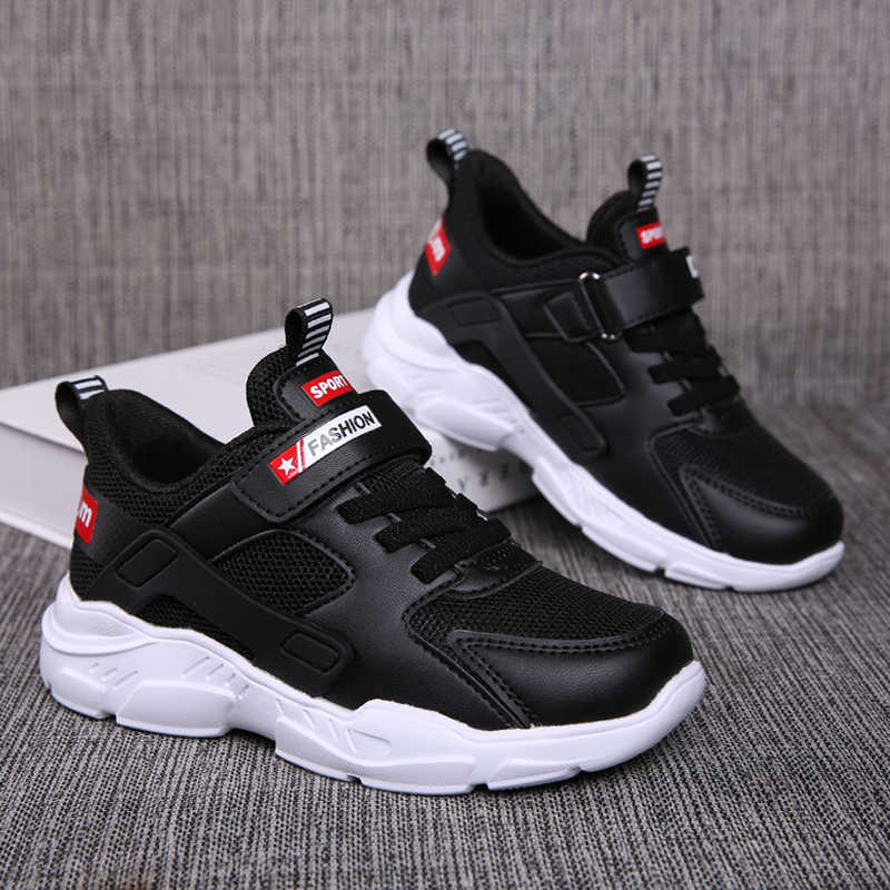 kids 9 white black blue shoe sneakers