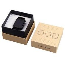 A1 Armbanduhr Bluetooth Smart Uhr Sport Pedometer Mit SIM Kamera Smartwatch Für Android Smartphone Russland T20