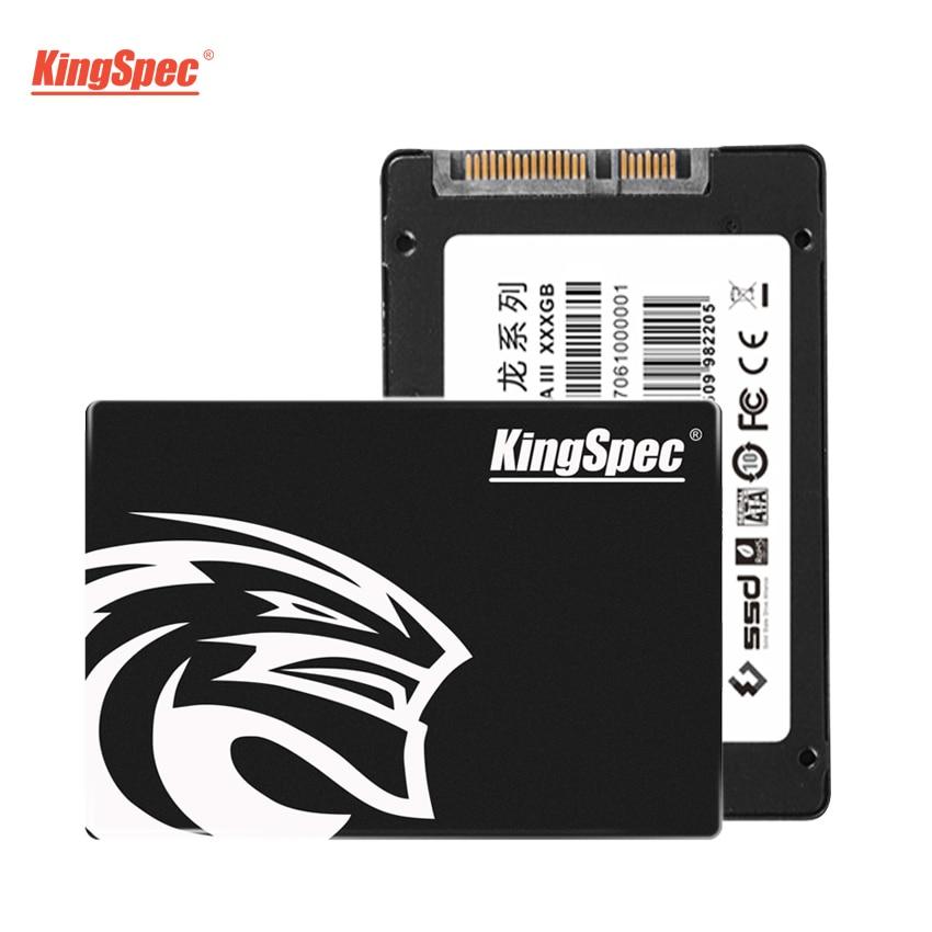 Vendita di sconto KingSpec 180 gb SSD SATA3 Interno 90 gb 360 gb Disco A Stato Solido SSD DA 120 gb HDD Hard drive per il Computer Portatile Del Computer Tablet
