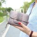 Новый шаблон женщин короткий дизайн бумажник моды классические крокодил картина кошелек женский Кошельки