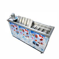 38000PCS/ Day Big capacity industrial 12 moulds popsicle freezer ice lolly machine for sale|Ice Cream Makers| |  -