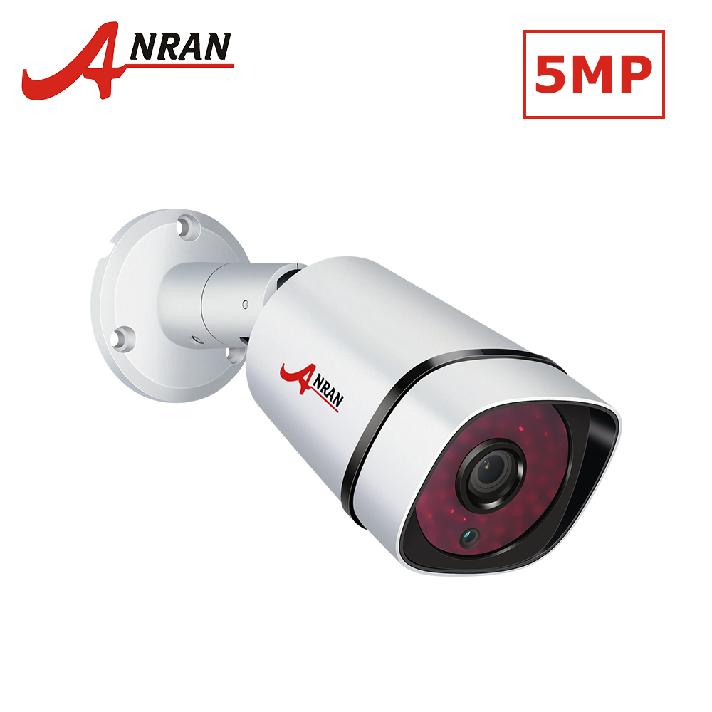 ANRAN Security POE IP Camera 5MP HD H.265 Network Camera Video Surveillance Camera Night Vision CCTV Waterproof outdoor Camera anran poe cctv camera 5mp h 265 p2p surveillance video monitor 5mp onvif security ip camera outdoor night vision hd 1944p cam