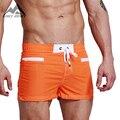 Desmiit Fashion Summer Sexy Beach Men's Shorts Leisure Mesh Lining Liner Men's Board Shorts Fast Dry Elastic Waist Shorts DT61