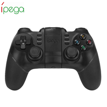 iPega PG – 9077 Joystick Wireless Handle Bluetooth 3.0 Gaming Controller Gamepad for Android/iOS/PC/TV Box/Smart TV/Smartphone