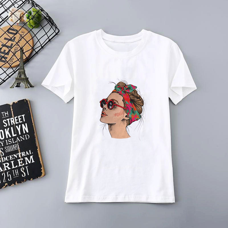 New Spring Summer Fashion Blusas Mujer De Moda 2019 Vintage Cute White Blouse Women Casual Loose Short Sleeve Female Clothes
