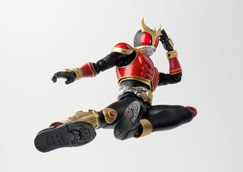 "Image 5 - ""Cavalier masqué Kuuga"" Original BANDAI Tamashii Nations S. H. Figuarts (SHF) figurine daction Kamen Rider Kuuga levant puissantbandai dollfigure pvcbandai naruto figures -"