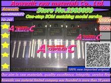 100% νέο εισαγόμενο πρωτότυπο FGH40N60UFD FGH40N60 TO-220 IGBT τριόδου ηλεκτρική μηχανή συγκόλλησης 40A600V