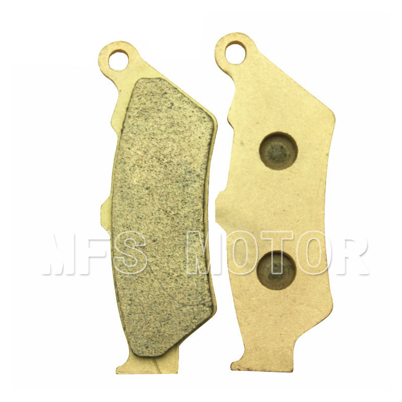 Motorcycle Part Sintered Front Brake Pads For BMW F650GS F650CS G650GS F800GS 1993 1994  ...