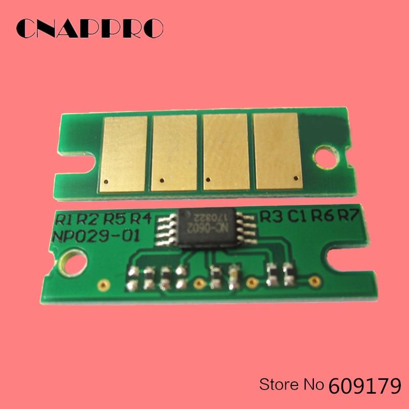 2PCS Black SP450 Drum Chip For Ricoh SP 450 450DN 400DN SP450DN SP400DN Compatible New Printer Cartridge Chips