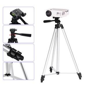 Image 2 - 調整可能な 360 度カメラの三脚射影ブラケットスタンド足場写真プロジェクター拡張プロフェッショナル軽量