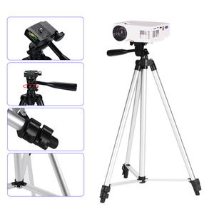 Image 2 - Adjustable 360 Degrees Camera Tripod Projective Bracket Stand Scaffold Photography Projector Extended Professional Lightweight