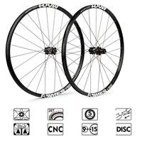 SUNTURE S60 27.5inch Mountain Bike Wheels MTB Bicycle Wheel 28H QR Hub 15x100mm / 12x142mm Cross Wheel Compatible SRAM XD Wheels