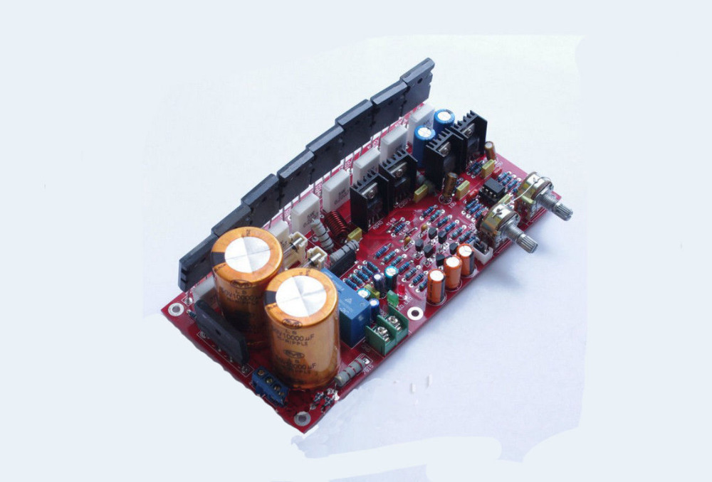 Active Subwoofer Pure Bass Power Amplifier Board 400W 30HZ-200HZ 12v high power 120w 8 inch 10 inch 12 inch subwoofer car core subwoofer amplifier board pure tone