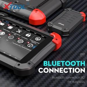 Image 3 - XTOOL herramienta de diagnóstico automotriz PS90 OBD2 para coche, con programador de llaves, Correctio odómetro, EPS, compatible con varios modelos de coche con Wifi/BT