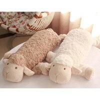 candice guo! cute plush toy lovely cartoon papa sheep sleepy lamb soft stuffed pillow cushion sweet birthday Christmas gift 1pc