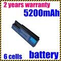 Batería jigu para acer aspire 5520 5720 5920 6920 6920g 7520 7720 7720g 7720z series as07b31 as07b41 as07b42 as07b72 conis72